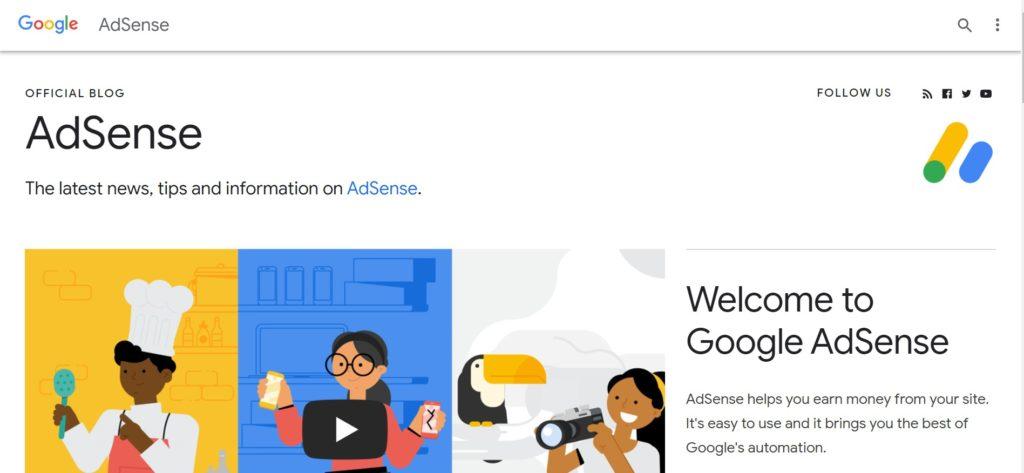 Googleアドセンスで稼ぐ