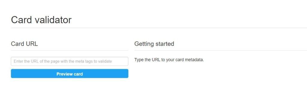 card validater